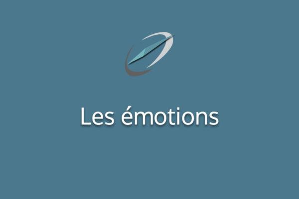 Les intentions positives des émotions négatives